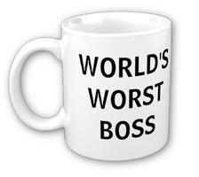 worst boss